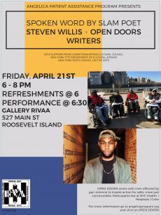 Spoken Word and Open Doors