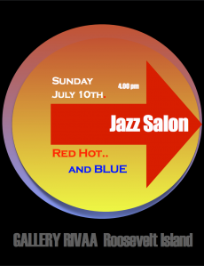 Jazz Salon July 10 2016