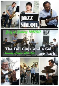 Jazz Salon Oct 28 2017